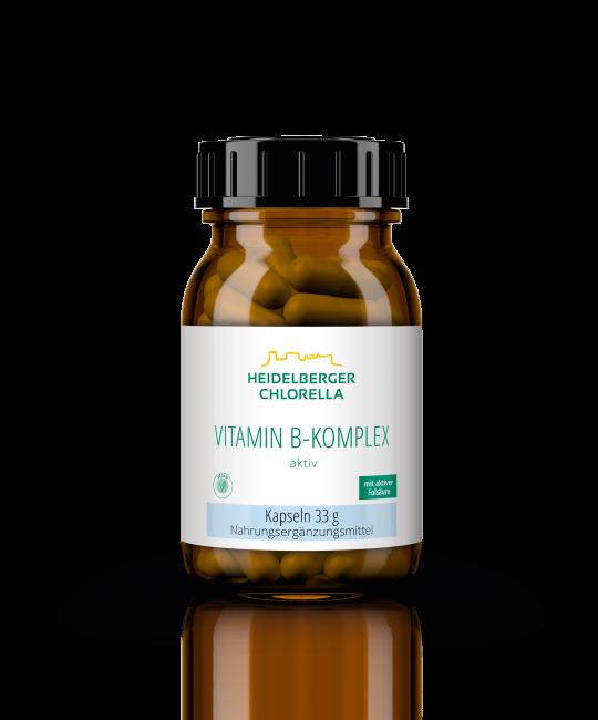 Vitamin B-Komplex aktiv Kapseln