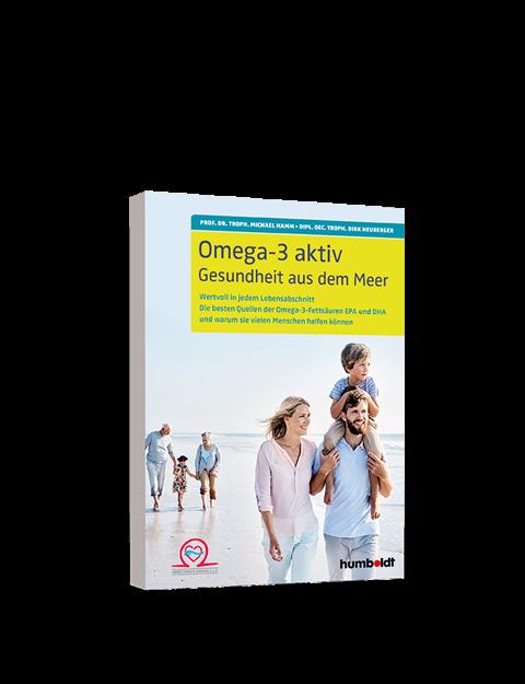 Buch: Omega-3 aktiv