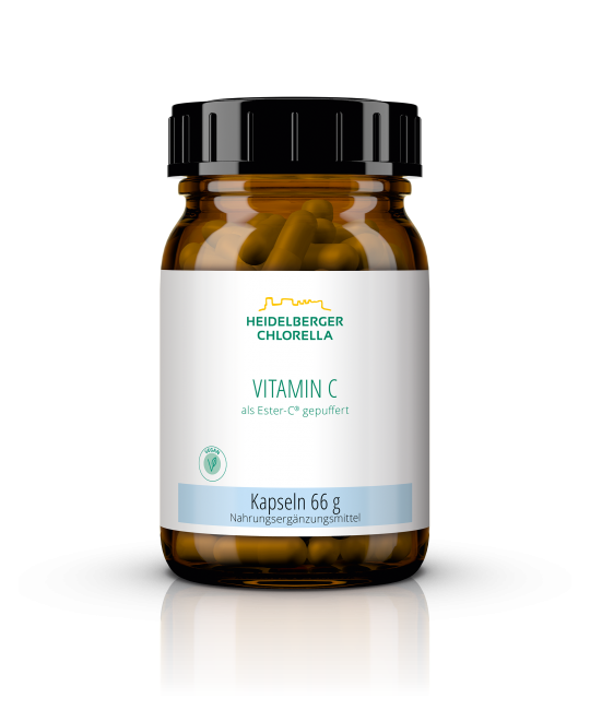 Vitamin C als Ester-C® gepuffert Kapseln